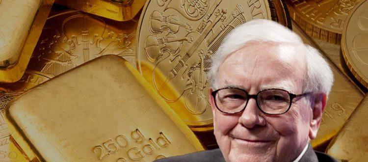 Warren Buffett ulaže u zlato